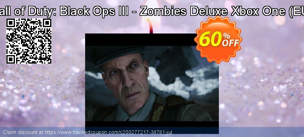 Call of Duty: Black Ops III - Zombies Deluxe Xbox One - EU  coupon on World Oceans Day offering sales