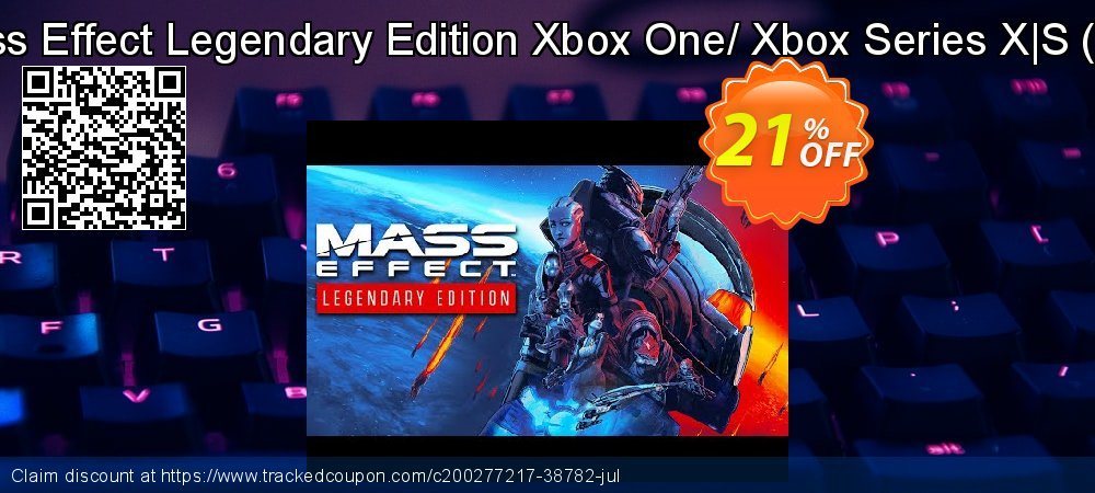 Mass Effect Legendary Edition Xbox One/ Xbox Series X|S - EU  coupon on National Kissing Day super sale