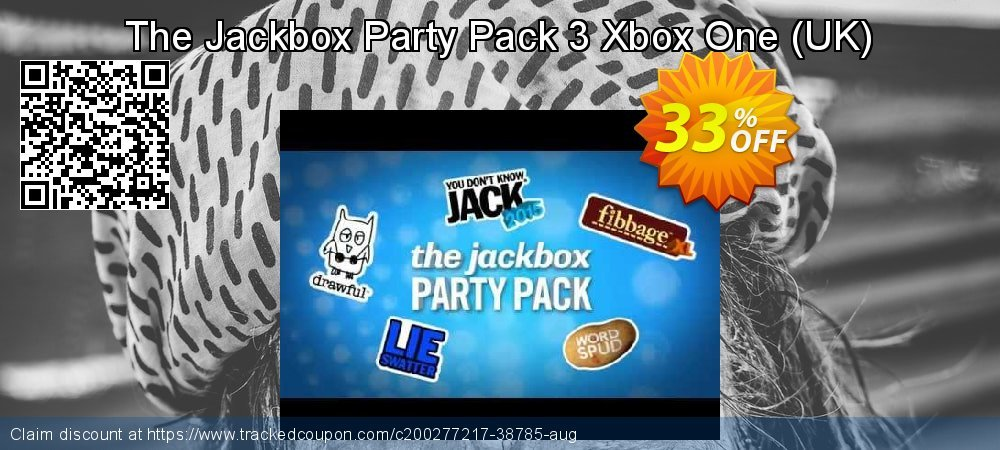 The Jackbox Party Pack 3 Xbox One - UK  coupon on Camera Day sales