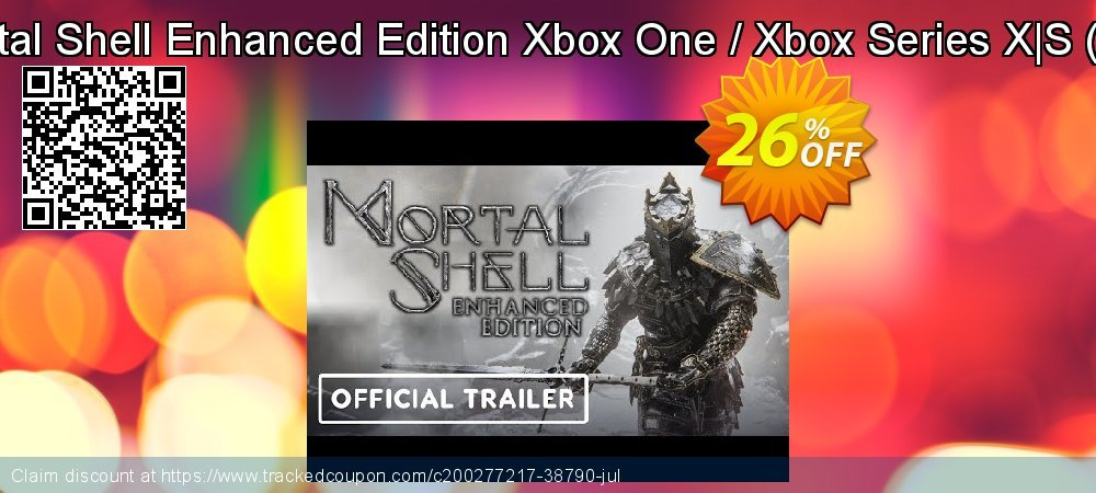 Mortal Shell Enhanced Edition Xbox One / Xbox Series X S - UK  coupon on World Milk Day offering sales