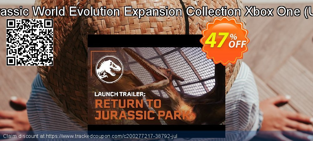 Jurassic World Evolution Expansion Collection Xbox One - UK  coupon on World Bicycle Day discounts