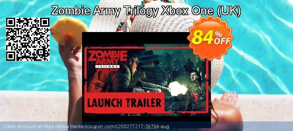 Zombie Army Trilogy Xbox One - UK  coupon on World Oceans Day sales