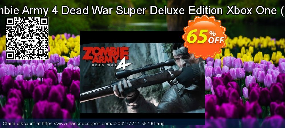 Zombie Army 4 Dead War Super Deluxe Edition Xbox One - UK  coupon on World Day of Music offer