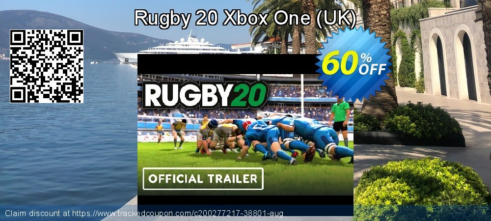 Rugby 20 Xbox One - UK  coupon on National Cheese Day discounts