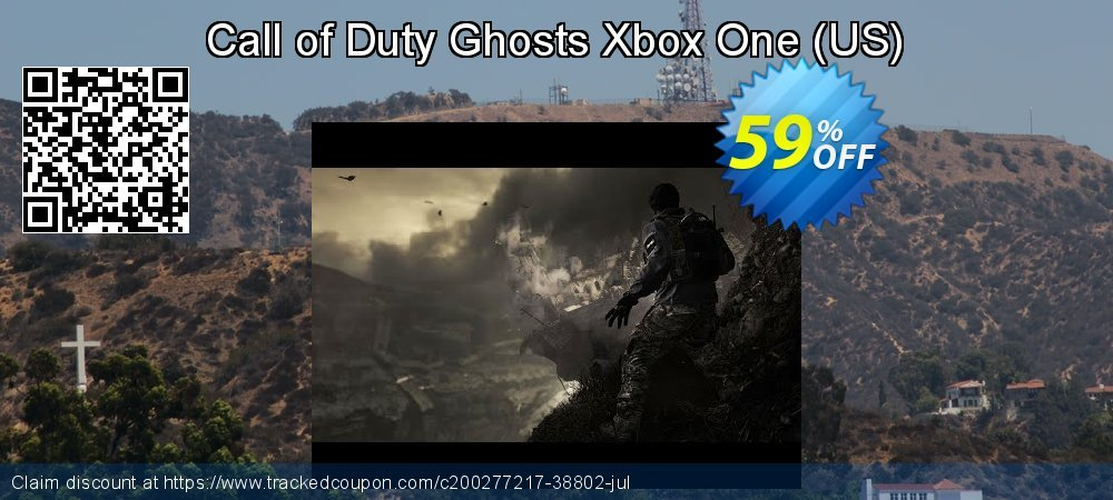 Call of Duty Ghosts Xbox One - US  coupon on World Bicycle Day promotions