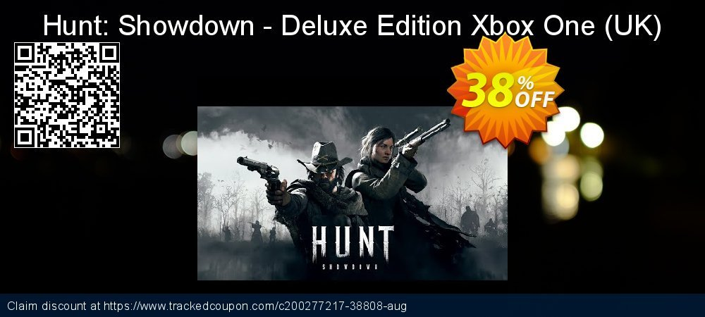 Hunt: Showdown - Deluxe Edition Xbox One - UK  coupon on National Kissing Day offering sales