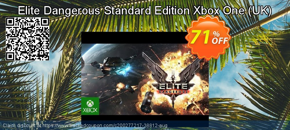 Elite Dangerous Standard Edition Xbox One - UK  coupon on Summer sales