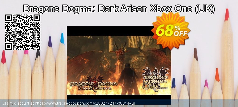 Dragons Dogma: Dark Arisen Xbox One - UK  coupon on National Cheese Day offer