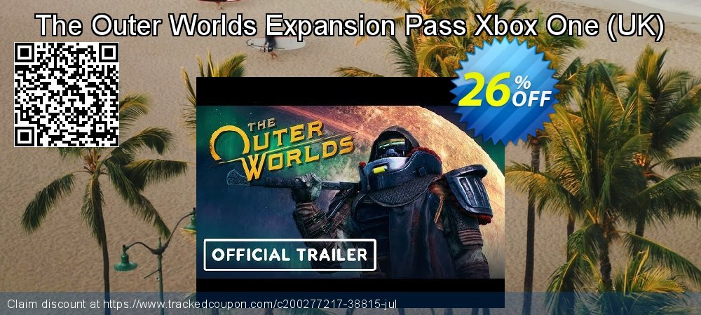 The Outer Worlds Expansion Pass Xbox One - UK  coupon on World Bicycle Day discount