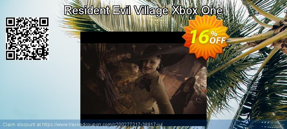 Resident Evil Village Xbox One coupon on Egg Day offering sales