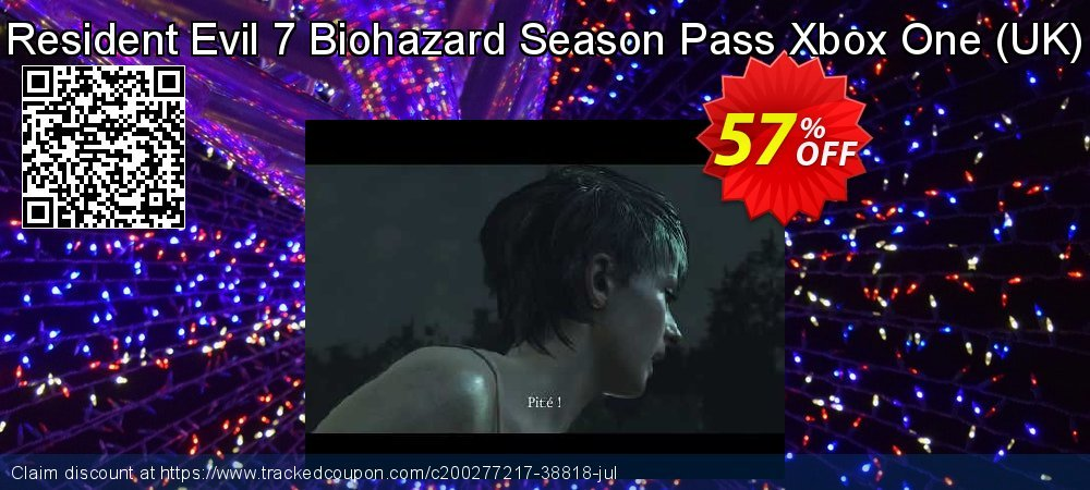Resident Evil 7 Biohazard Season Pass Xbox One - UK  coupon on World Bicycle Day super sale