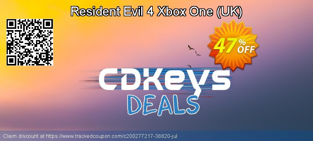 Resident Evil 4 Xbox One - UK  coupon on World Oceans Day promotions