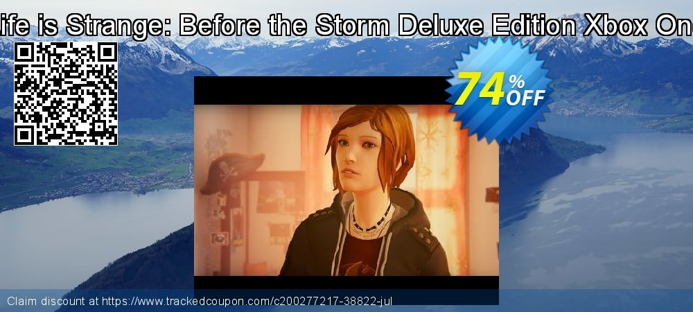 Life is Strange: Before the Storm Deluxe Edition Xbox One coupon on World Day of Music deals