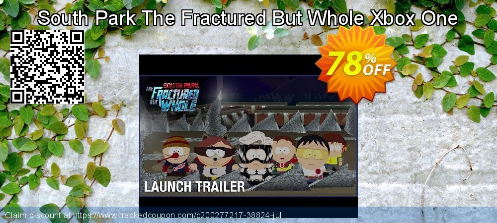 South Park The Fractured But Whole Xbox One coupon on Camera Day discount