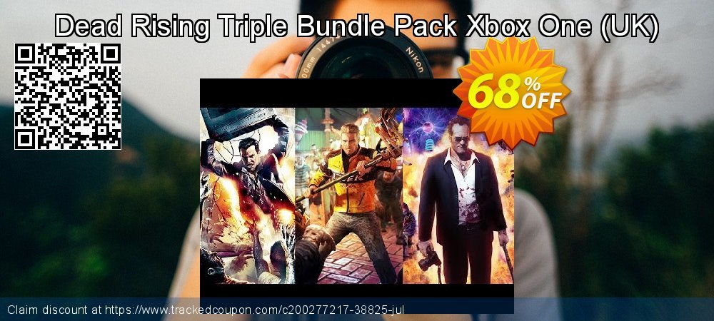 Dead Rising Triple Bundle Pack Xbox One - UK  coupon on Summer offering discount