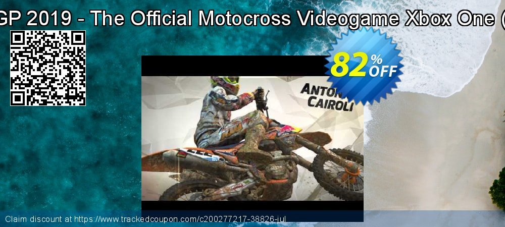 MXGP 2019 - The Official Motocross Videogame Xbox One - UK  coupon on Father's Day offering sales