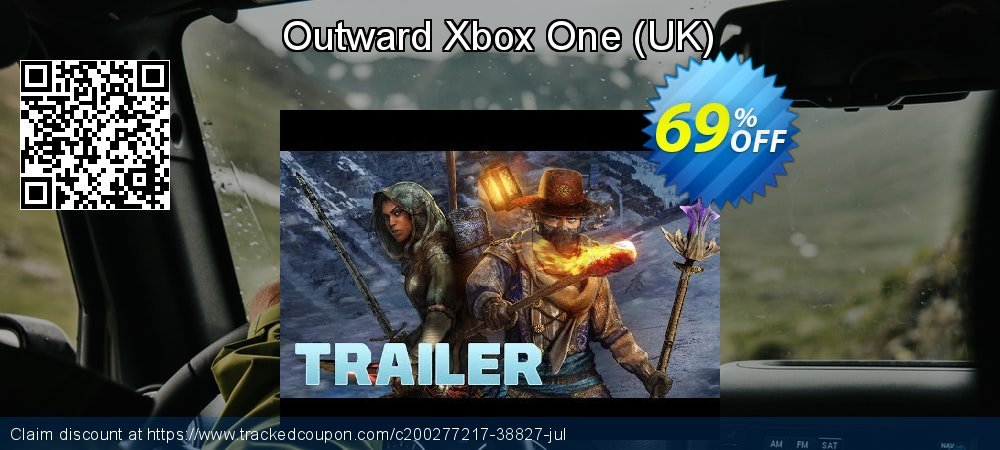 Outward Xbox One - UK  coupon on National Cheese Day super sale