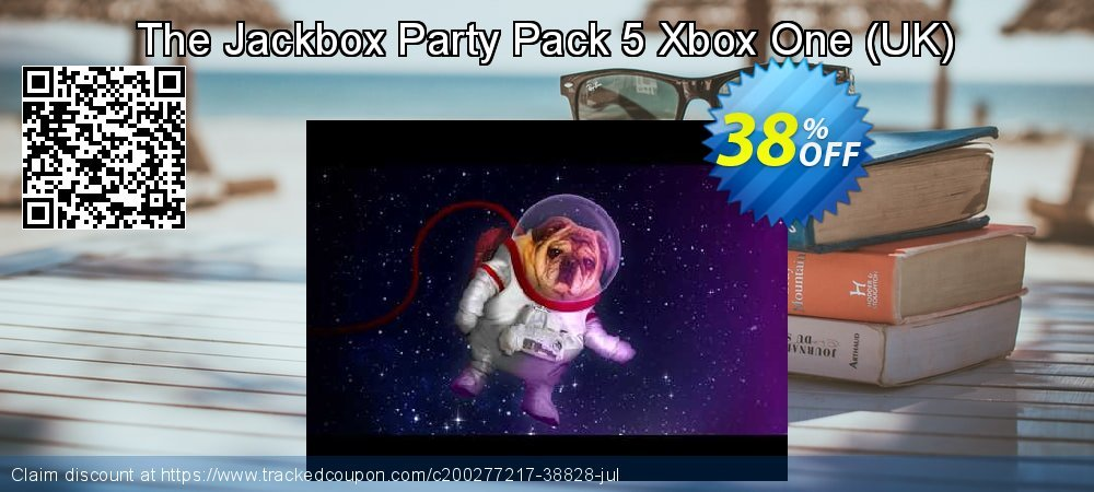 The Jackbox Party Pack 5 Xbox One - UK  coupon on World Bicycle Day discounts