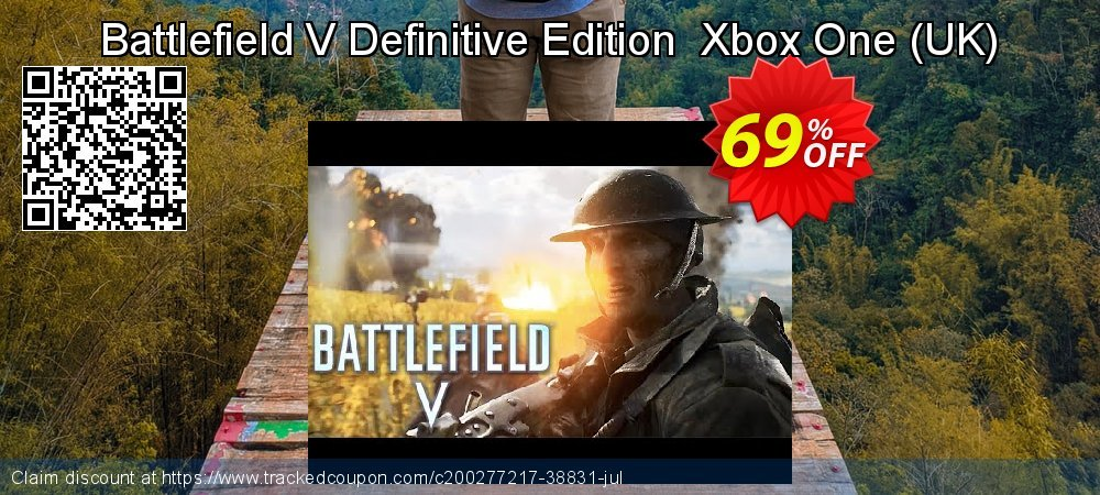Battlefield V Definitive Edition  Xbox One - UK  coupon on World Bicycle Day deals