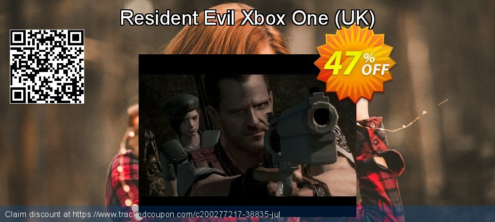 Resident Evil Xbox One - UK  coupon on World Day of Music offering sales