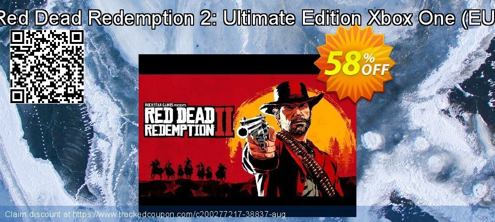 Red Dead Redemption 2: Ultimate Edition Xbox One - EU  coupon on Camera Day discounts