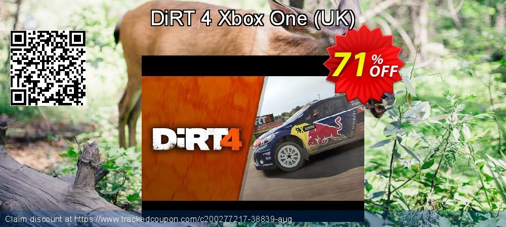 DiRT 4 Xbox One - UK  coupon on Father's Day sales