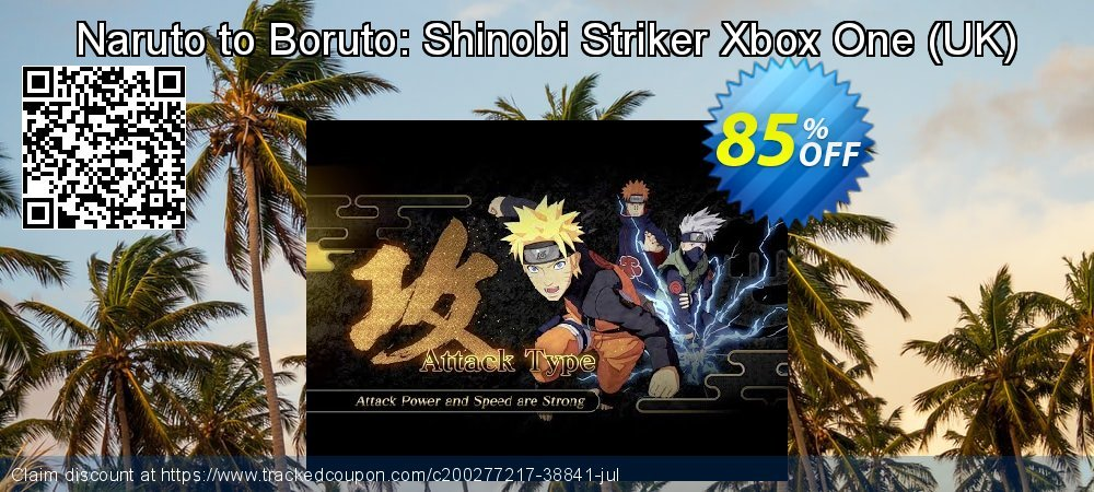 Naruto to Boruto: Shinobi Striker Xbox One - UK  coupon on World Bicycle Day offer