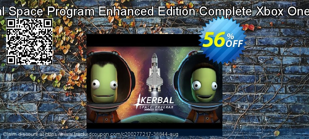 Kerbal Space Program Enhanced Edition Complete Xbox One - UK  coupon on World Bicycle Day offering sales