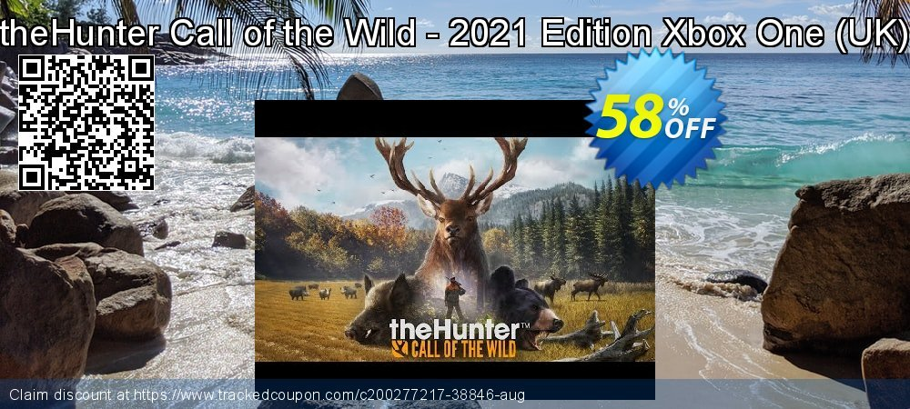 theHunter Call of the Wild - 2021 Edition Xbox One - UK  coupon on World Oceans Day discounts