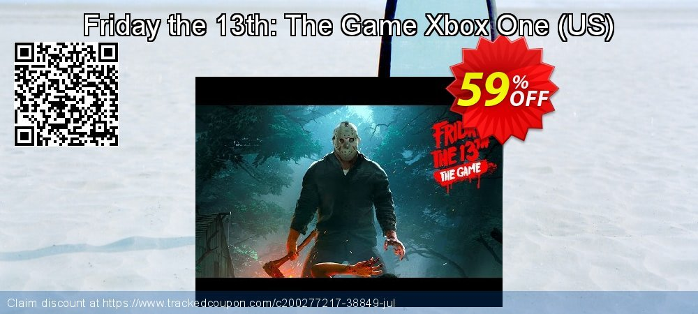 Friday the 13th: The Game Xbox One - US  coupon on Hug Holiday deals