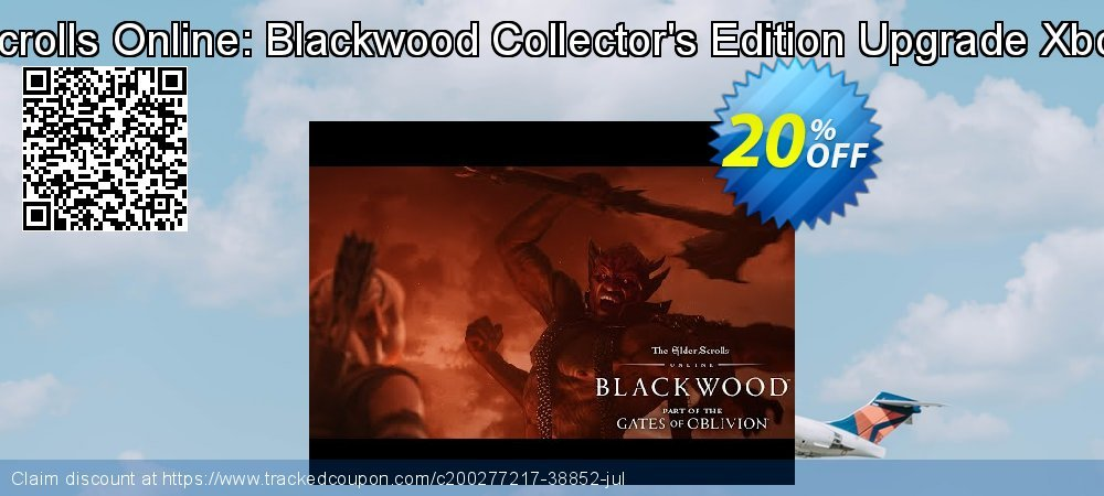 The Elder Scrolls Online: Blackwood Collector's Edition Upgrade Xbox One - UK  coupon on Father's Day offering discount