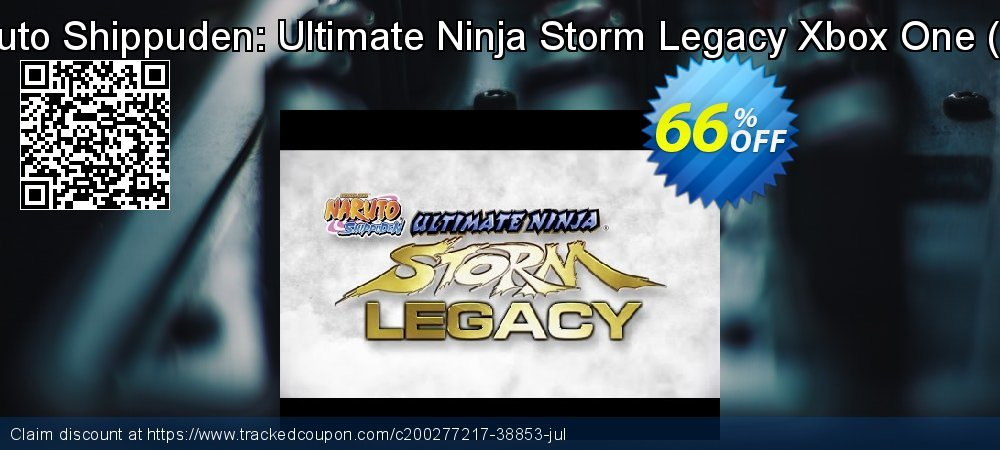 Naruto Shippuden: Ultimate Ninja Storm Legacy Xbox One - UK  coupon on National Cheese Day offering sales