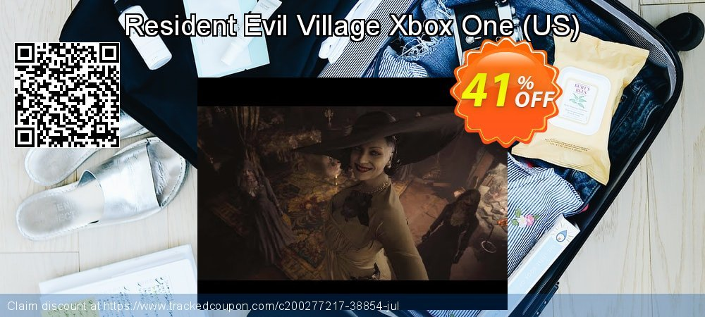 Resident Evil Village Xbox One - US  coupon on World Bicycle Day super sale