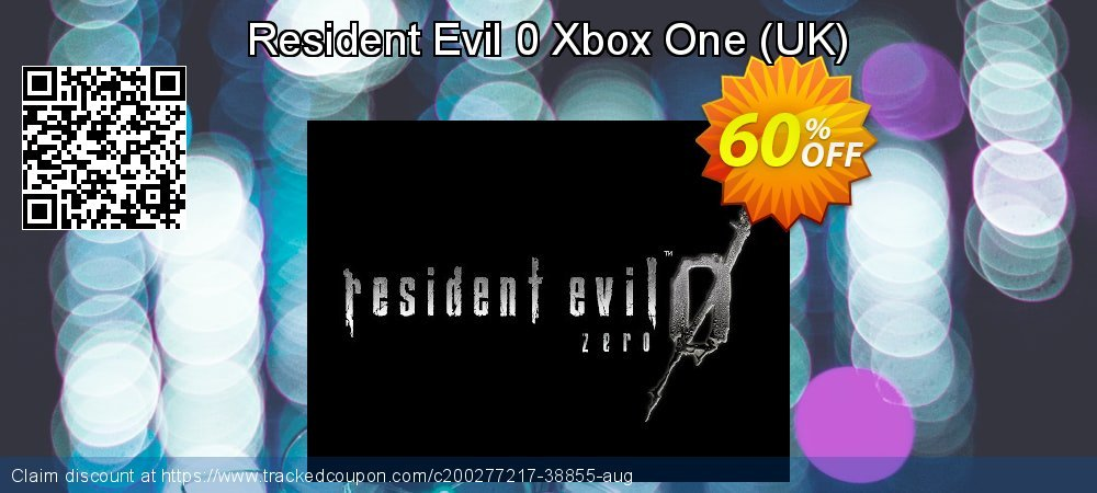 Resident Evil 0 Xbox One - UK  coupon on World Milk Day discounts