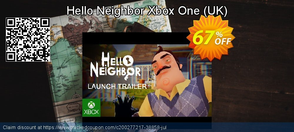 Hello Neighbor Xbox One - UK  coupon on Social Media Day deals
