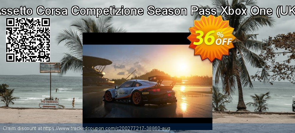 Assetto Corsa Competizione Season Pass Xbox One - UK  coupon on National Kissing Day discount