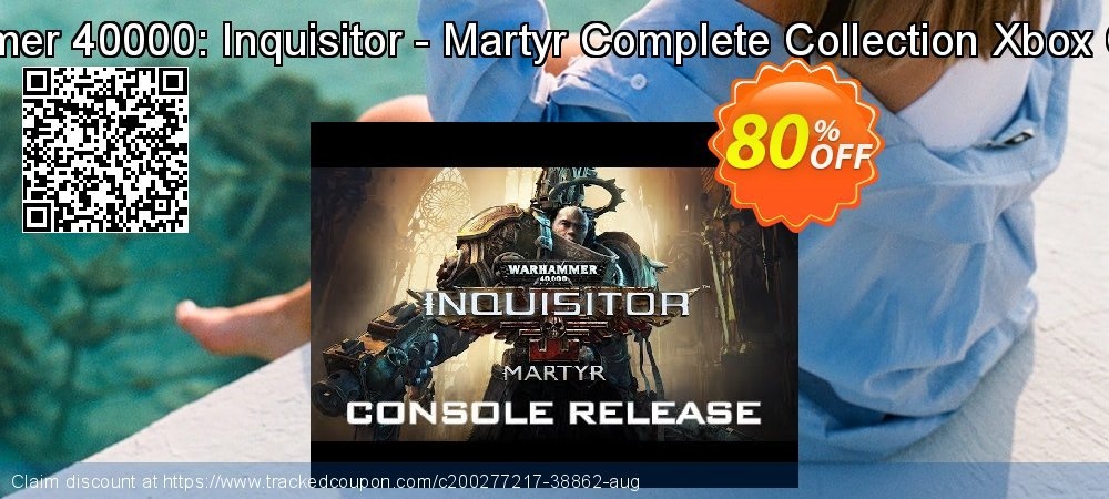 Warhammer 40000: Inquisitor - Martyr Complete Collection Xbox One - UK  coupon on Hug Holiday offering sales