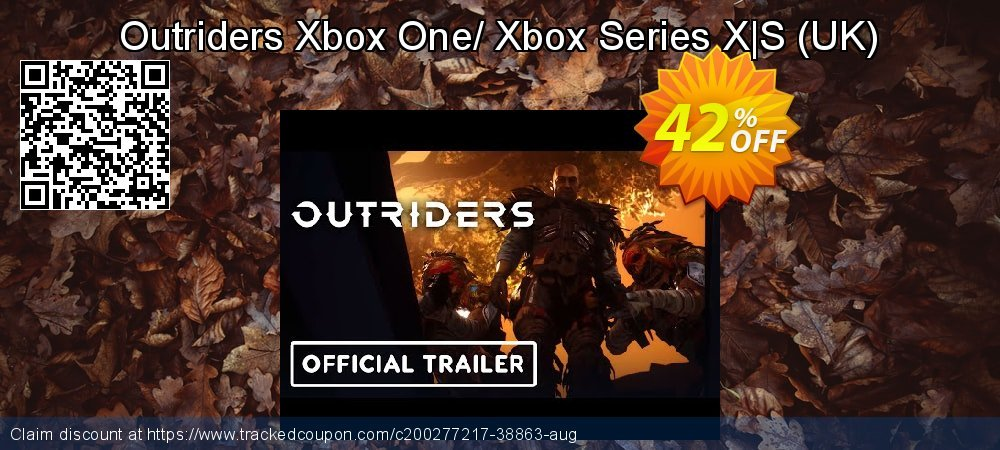 Outriders Xbox One/ Xbox Series X|S - UK  coupon on Camera Day super sale