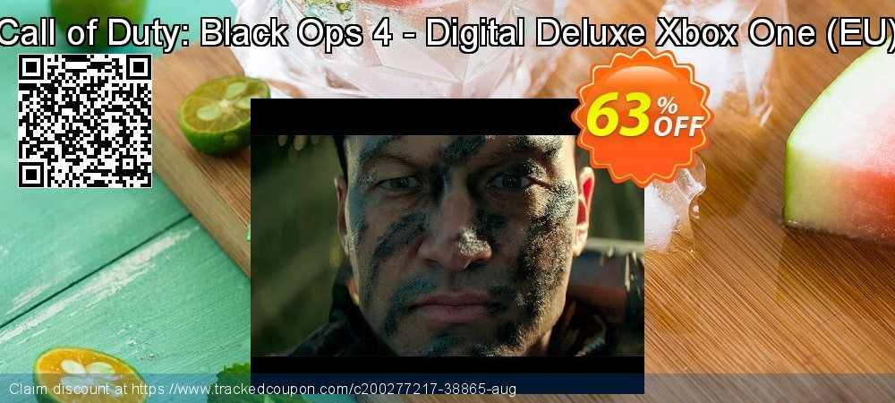 Call of Duty: Black Ops 4 - Digital Deluxe Xbox One - EU  coupon on Father's Day promotions