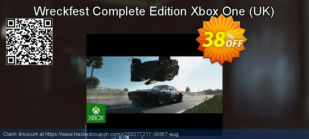 Wreckfest Complete Edition Xbox One - UK  coupon on World Bicycle Day deals