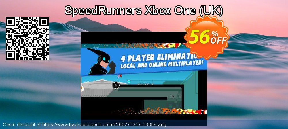 SpeedRunners Xbox One - UK  coupon on World Milk Day offer