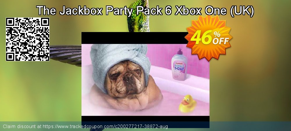 The Jackbox Party Pack 6 Xbox One - UK  coupon on World Oceans Day super sale