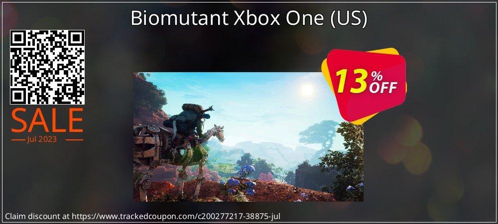 Biomutant Xbox One - US  coupon on Hug Holiday sales