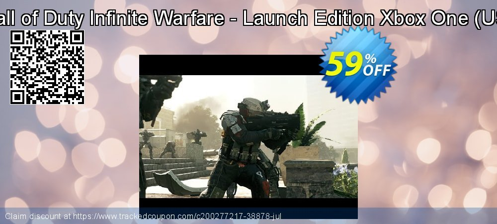 Call of Duty Infinite Warfare - Launch Edition Xbox One - US  coupon on Father's Day discount