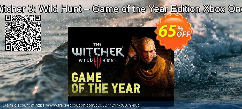 The Witcher 3: Wild Hunt – Game of the Year Edition Xbox One - EU  coupon on National Cheese Day offering discount