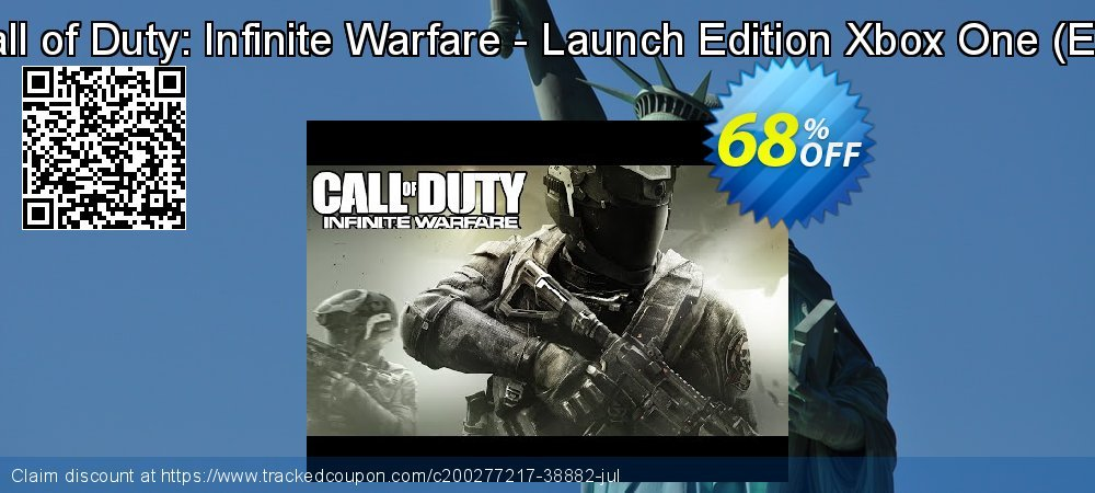 Call of Duty: Infinite Warfare - Launch Edition Xbox One - EU  coupon on Egg Day discounts