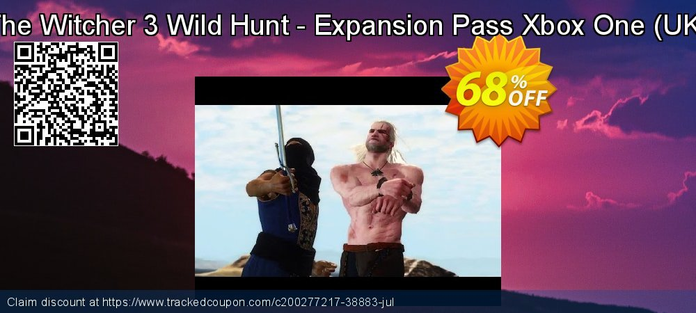 The Witcher 3 Wild Hunt - Expansion Pass Xbox One - UK  coupon on World Bicycle Day promotions