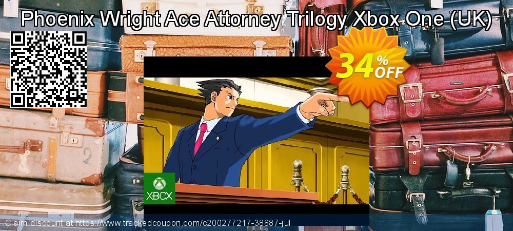 Phoenix Wright Ace Attorney Trilogy Xbox One - UK  coupon on World Day of Music discount