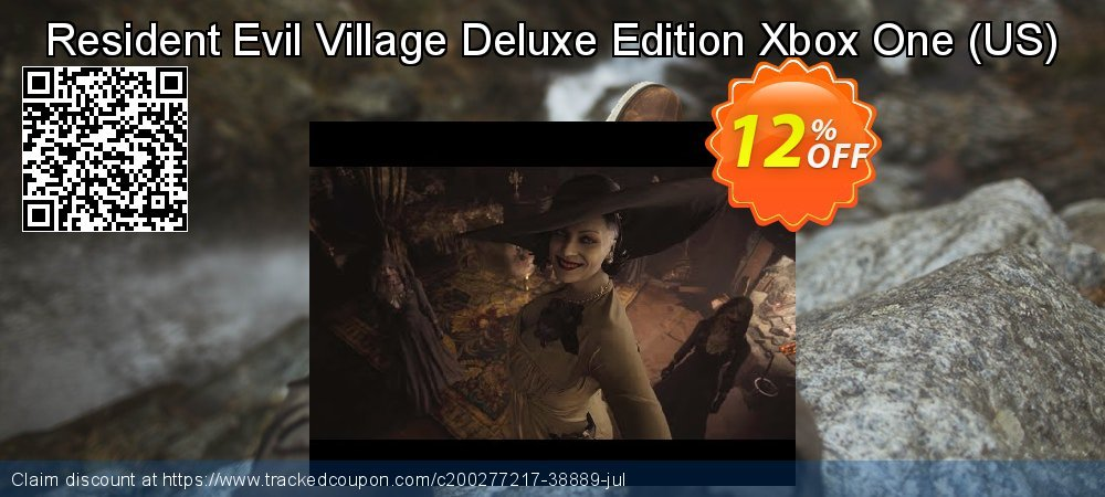 Resident Evil Village Deluxe Edition Xbox One - US  coupon on Camera Day offering sales