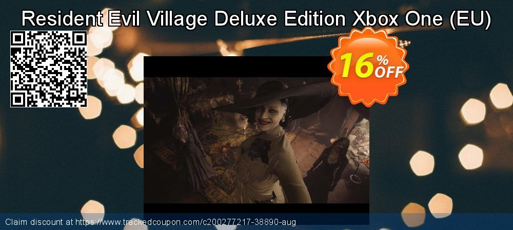 Resident Evil Village Deluxe Edition Xbox One - EU  coupon on Summer super sale